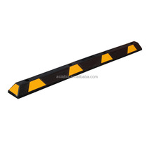 Top Quality 1830mm Rubber Wheel Stopper,Garage Car Ramps