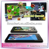 Upgraded!!Android 4.0 !! 7 allwinner a10 tablet