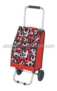 trolley shopping bag cover travel suitcase marilyn monroe