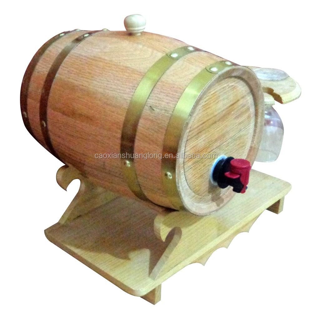 Wooden <strong>Oak</strong> Wine Barrels Used Manufacturer