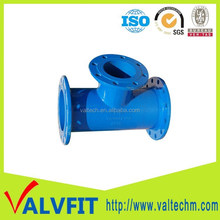 ISO2531 BSEN545 BSEN598 Irrigation cast iron pipe fittings China Ductile iron pipe fittings
