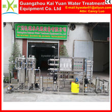 1T/H Automatic pure distilled water making unit