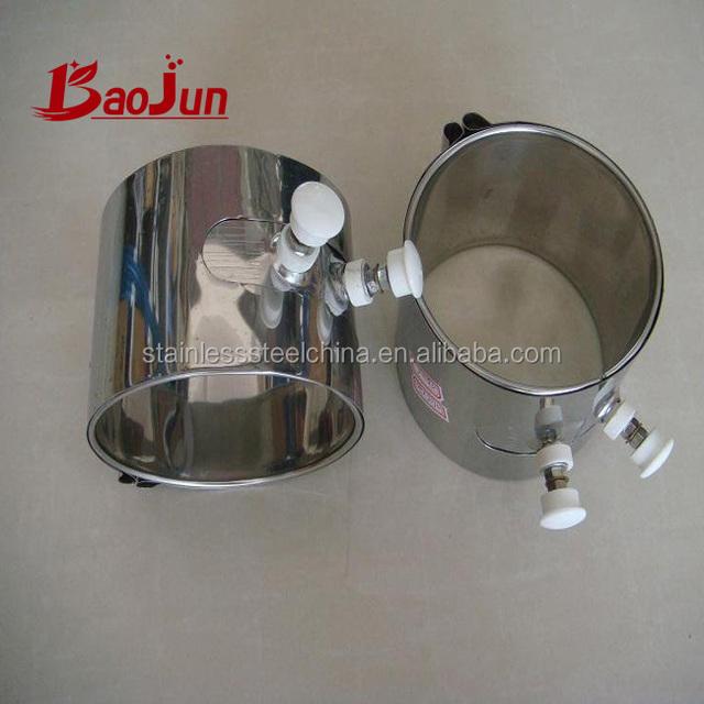 230v stainless steel mica ring heater