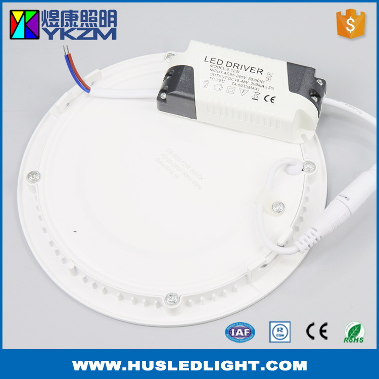 Made in china high reflective swivel led downlights
