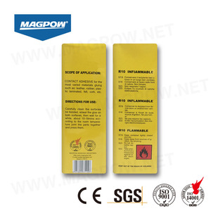 Magpow Rubber Contact Adhesive Glue Contact Cement For Shoe