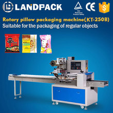 chocolate bar flow packaging machine
