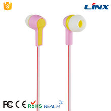 Earphone manufacturer mobile accessories good quality earphone