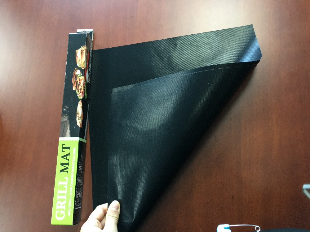 Non-stick bbq Grill Mat ,BBQ cover ,BBQ mat,baking mat grill mats as seen on TV
