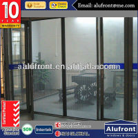Aluminium Luxury Retractable Fly Screen/mosquito net