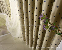 Top quality professional jacquard curtains and draperies