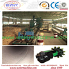 High Automatic Anti-Corrosion machine Production Line solution for Steel Pipe 3PE 3PP Coating