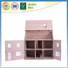 Outdoor wooden tree house as Wholesale educational toy