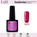 China Nail Art GelArtist Professional UV/ LED Nail Gel Polish