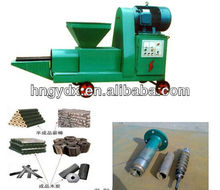 Popular palm kernel shell charcoal making machine from different wood waste