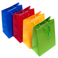 fashion professional party gift wholesale carry paper bag