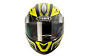 YM-829 Hot sale Dual visor helmet bulletproof motorcycle helmet infrared motorcycle helmet