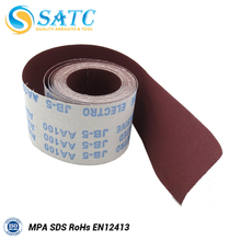 Aluminum oxide Sharpness Abrasive Cloth Emery Cloth Sand Paper Roll