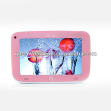"7"" 1G 8G RK3168 MID dual camera Wifi 3G dongle parents children Tablet PC"