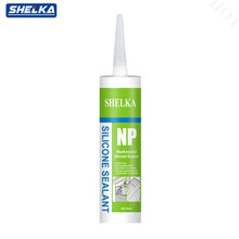 neutral curing resistant against oils and water silicon sealant for automotive