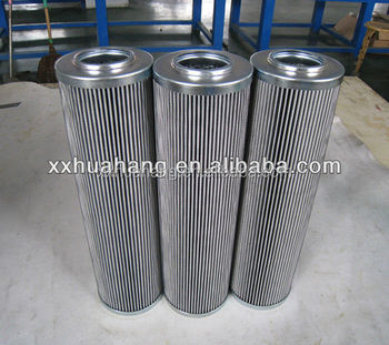 Replace Hydac high pressure filter element 0140D010BH4HC used used branded hydraulic oil system