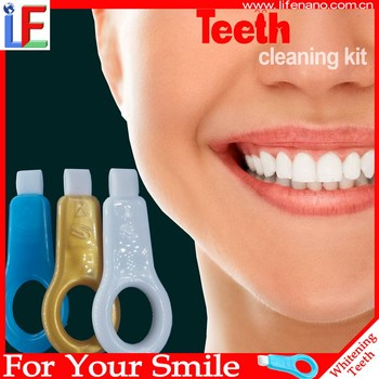 White Smile Teeth Cleaning Strips kit for Teeth Whitening