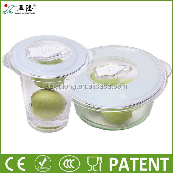 Airtight vacuum seal cover,Universal airtight vacuum lid for food preservation