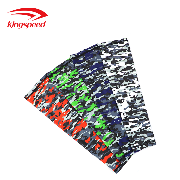 manufacturer wholesale Bicycle Sun Protection Sublimation Arm Sleeve with good quality wholesale Sublimation Arm Sleeve