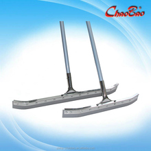 Steel Curved Rubber Squeegee