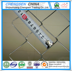Hot sale high quality expanded metal wire mesh fence and pvc coated chain link fence