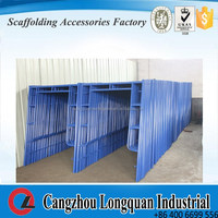 Steel Support Scaffolding Portal Frame for Construction