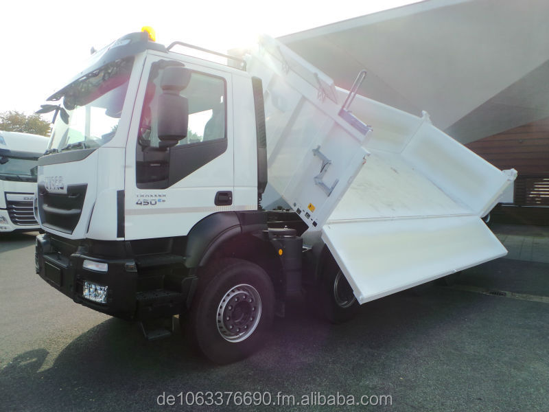 Iveco - 8x4 Meiller AD340T45 3way-tipper