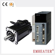 220V Single Phase/3-Phase Servo Motor and Servo Controller EM Series Servo System