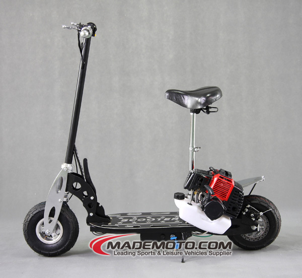 49cc 70cc chinese wholesale gas moped scooters buy gas for Gas powered motorized scooter