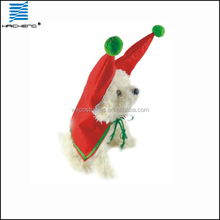 christmas dog cape costume for pets