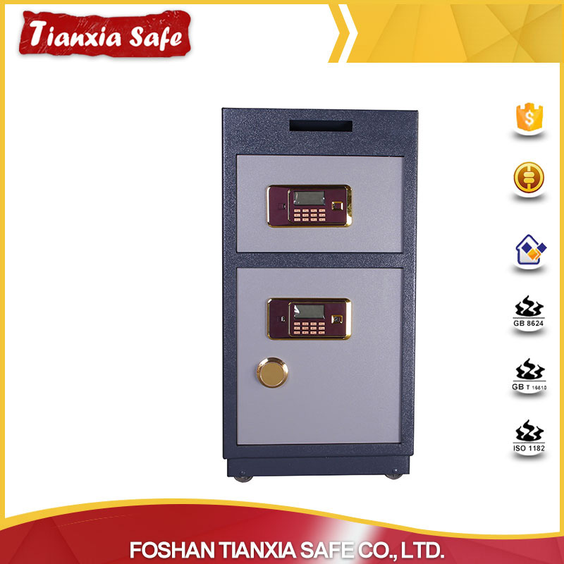 China floor digital lock bank deposit stash safe well box for wholesale