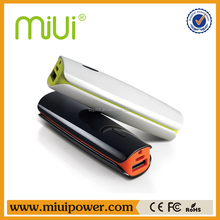 Promotional gift small capacity 5v portable power pack with true capacity battery