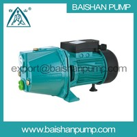 High lift Plastic-cryogenic impeller park fountain pump