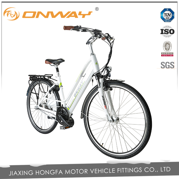 New design city electric bikes with bafang max central motor
