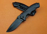 OEM factory direct sale black combat military survival knife