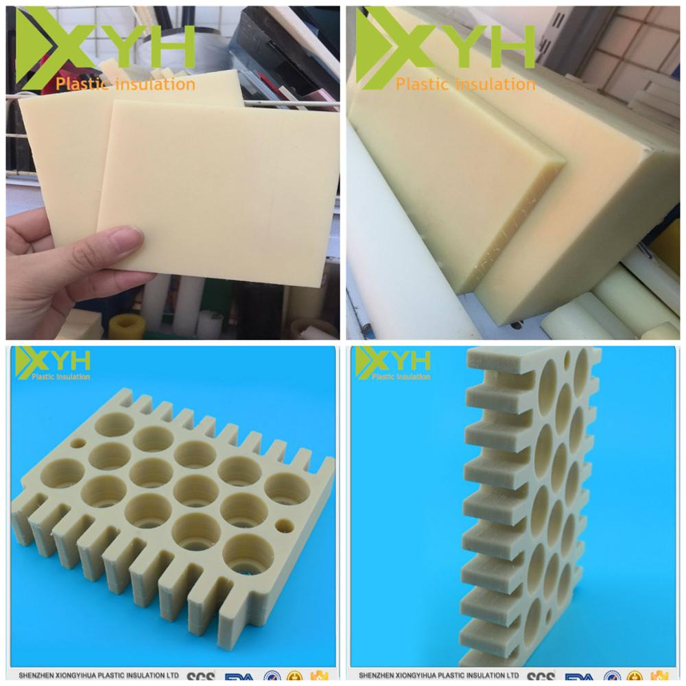 Natural color Resin Engineering Plastic ABS Sheet Price
