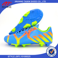 grass soccer shoes made in China factory indoor soccer shoes cool man football shoes