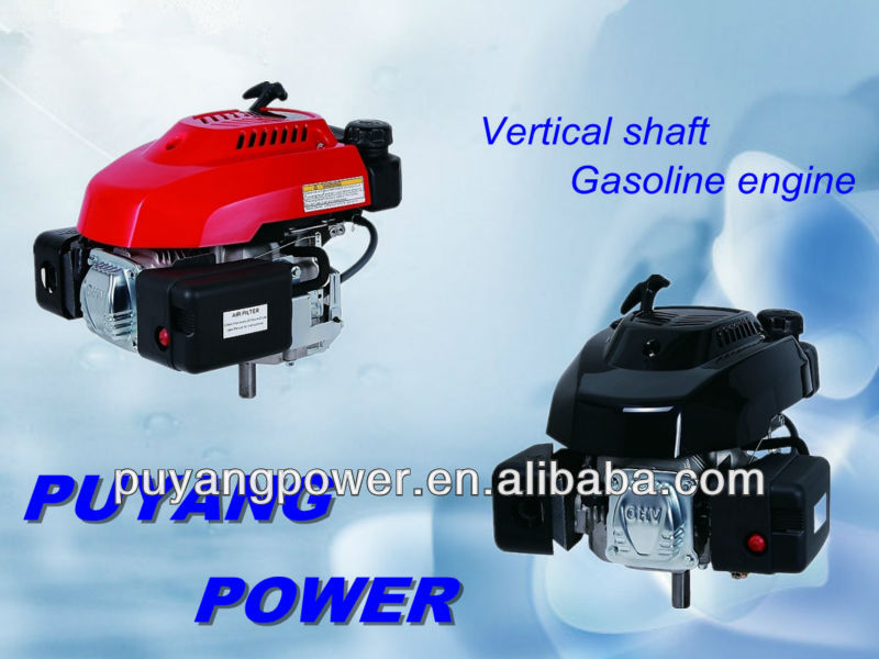 Aircooled Vertical shaft 4 stroke gasoline engines on promotion