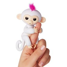 13cm new Fingerlings Child Toy Finger Monkey pre-sale Interactive Colorful Smart Finger toys