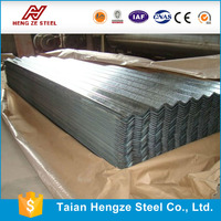sizes of galvanized iron sheet/galvanized sheet metal roofing/gi corrugated roof sheet