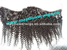 13*4 unprocessed malaysian hair lacefrontal natural hairline bleached knots