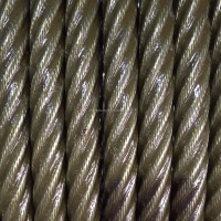 Ungalvanized Steel Wire Ropes for hot sales