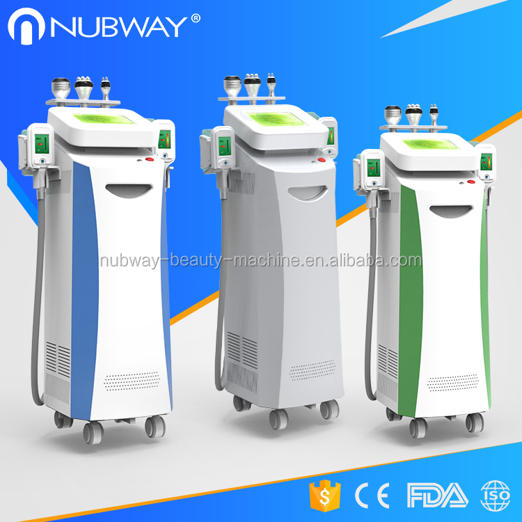 high freqency body shape treatment cavitation rf cryolipolysis anti cellulite machine