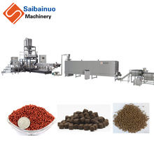 fish food pellet drying machine/floating feed dryer