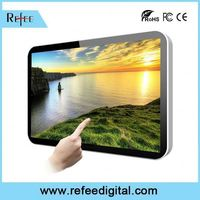 Full HD android advertising display kiosk outdoor digital signage / advertising products