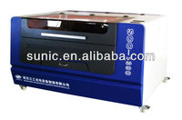 RECI tube EFR stencil cutter felt about 0-20mm 80w co2 laser cutting machine advertising best price